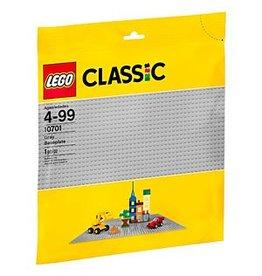 LEGO GRAY LEGO BASEPLATE