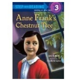 RANDOM HOUSE ANNE FRANKS CHESTNUT TREE BR LVL 3