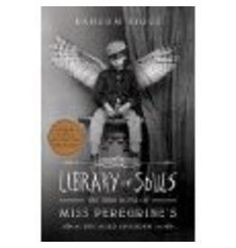 RANDOM HOUSE MISS PEREGRINES 3 LIBRARY OF SOULS HB RIGGS*