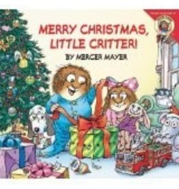 HARPERCOLLINS PUBLISHING LITTLE CRITTER MERRY CHRISTMAS PB MAYER