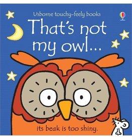 EDC PUBLISHING THATS NOT MY OWL BB WATT