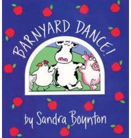 WORKMAN PUBLISHING BARNYARD DANCE BB BOYNTON