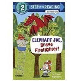 ELEPHANT JOE BRAVE FIREFIGHTER BR LVL 2