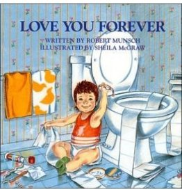 FIREFLY BOOKS LOVE YOU FOREVER PB MUNSCH