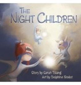 FIREFLY BOOKS NIGHT CHILDREN HB TSIANG*