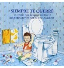 FIREFLY BOOKS LOVE YOU FOREVER SPANISH PB MUNSCH