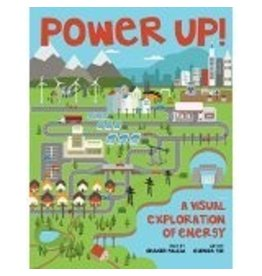 FIREFLY BOOKS POWER UP VISUAL EXPLORATION OF ENERGY HB PALEJA**