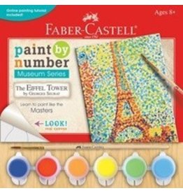FABER CASTELL PAINT BY NUMBER EIFFEL TOWER*