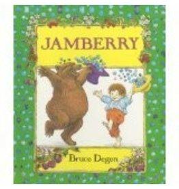 HARPERCOLLINS PUBLISHING JAMBERRY BB DEGEN