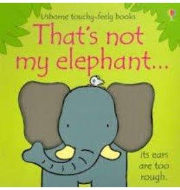 EDC PUBLISHING THATS NOT MY ELEPHANT BB WATT