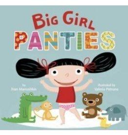 RANDOM HOUSE BIG GIRL PANTIES BB MANUSHKIN