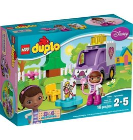 LEGO DOC MCSTUFFINS ROSIE THE AMBULANCE*