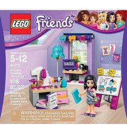 LEGO EMMA'S CREATIVE WORKSHOP*