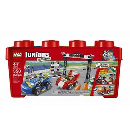 LEGO RACE CAR RALLY LEGO JUNIORS*