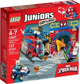 LEGO SPIDERMAN HIDEOUT JUNIORS*