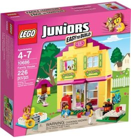 LEGO FAMILY HOUSE JUNIORS*