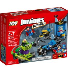 LEGO BATMAN & SUPERMAN VS LUX LUTHOR JUNIORS*