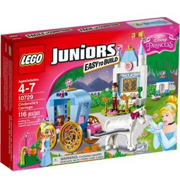 LEGO CINDERELLA'S CARRIAGE JUNIORS*
