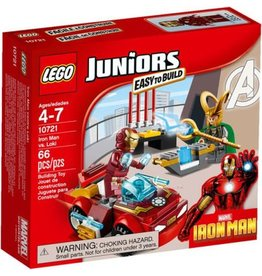 LEGO IRON MAN VS LOKI JUNIORS*