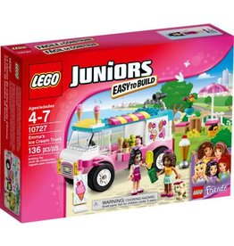 LEGO EMMA'S ICE CREAM TRUCK JUNIORS*