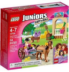 LEGO STEPHANIE'S HORSE CARRIAGE JUNIORS*