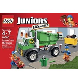 LEGO GARBAGE TRUCK JUNIORS*