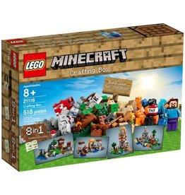 LEGO CRAFTING BOX MINECRAFT*