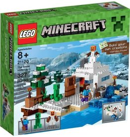 LEGO THE SNOW HIDEOUT MINECRAFT