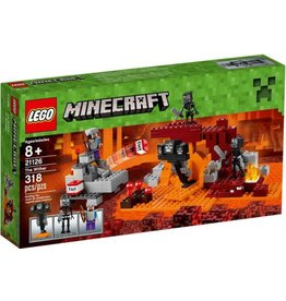 LEGO THE WITHER MINECRAFT