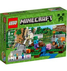 LEGO THE IRON GOLEM MINECRAFT