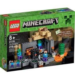 LEGO THE DUNGEON MINECRAFT