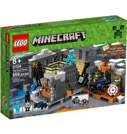 LEGO THE END PORTAL MINECRAFT*