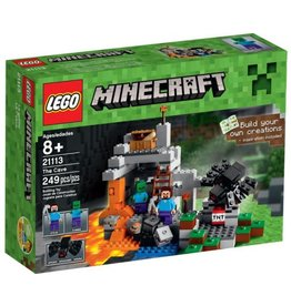 LEGO THE CAVE MINECRAFT