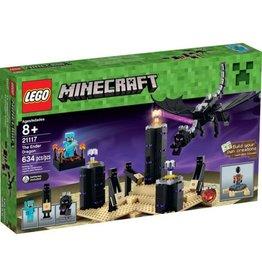 LEGO THE ENDER DRAGON MINECRAFT*