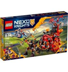 LEGO JESTRO'S EVIL MOBILE*