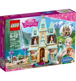 LEGO ARENDELLE CASTLE CELEBRATION*