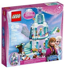 LEGO ELSA'S SPARKLING ICE CASTLE*