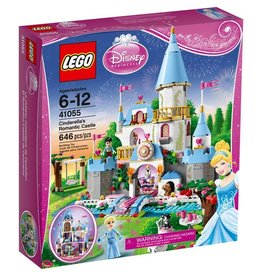 LEGO CINDERELLAS ROMANTIC CASTLE