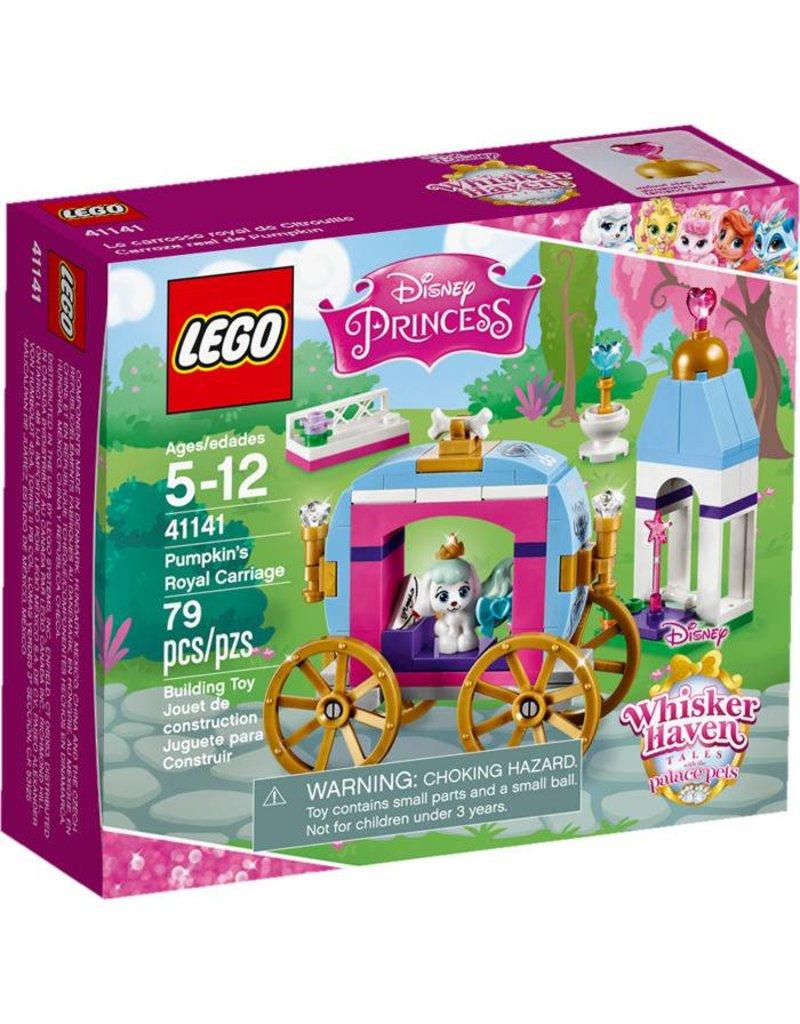 LEGO PUMPKIN'S ROYAL CARRIAGE*