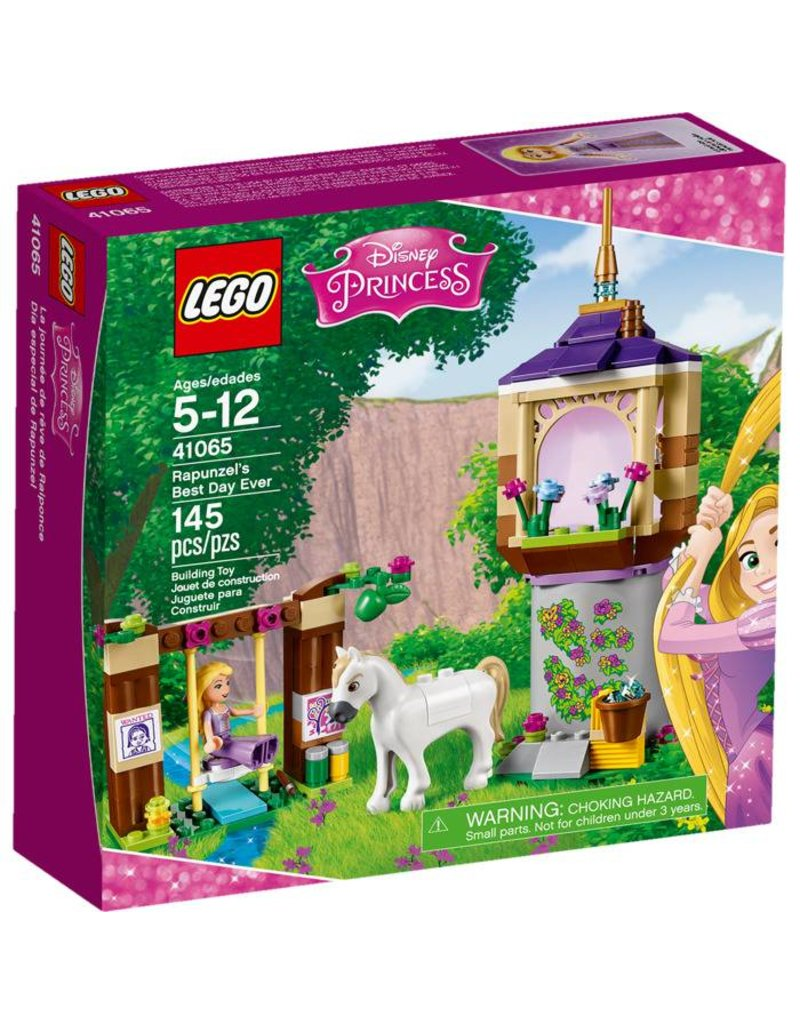 LEGO RAPUNZEL'S BEST DAY EVER