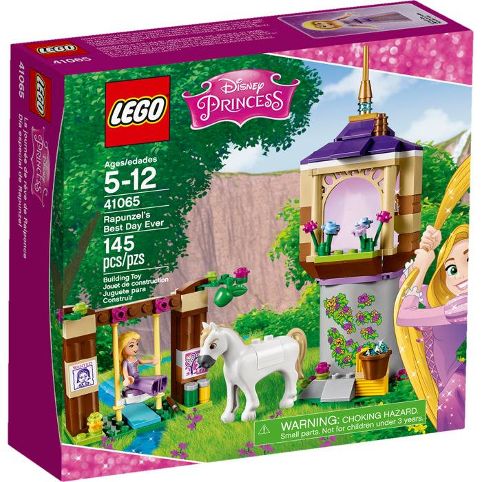LEGO RAPUNZEL'S BEST DAY EVER*
