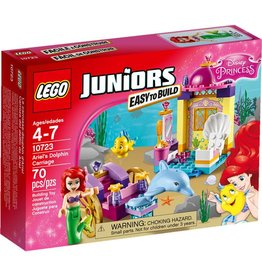 LEGO ARIEL'S DOLPHIN CARRIAGE JUNIORS