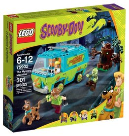 LEGO THE MYSTERY MACHINE*
