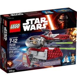 LEGO OBI WAN'S JEDI INTERCEPTOR