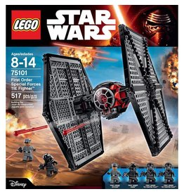LEGO FIRST ORDER SPECIAL FORCES TIE FIGHTER**