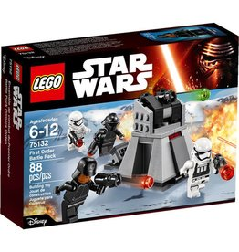 LEGO FIRST ORDER BATTLE PACK