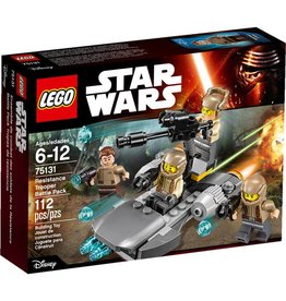 LEGO RESISTANCE TROOP BATTLE PACK