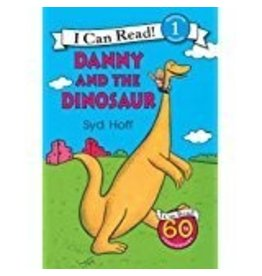 HARPERCOLLINS PUBLISHING DANNY & THE DINOSAUR BR LVL 1 HOFF