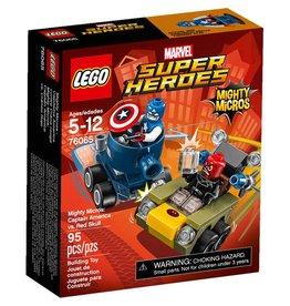 LEGO MIGHTY MICROS: CAPTAIN AMERICA VS RED SKULL*