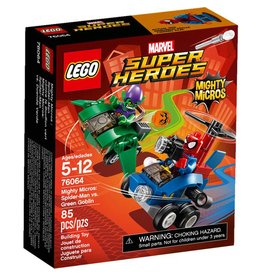 LEGO MIGHTY MICROS: SPIDER MAN VS GREEN GOBLIN*